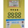 4 Filtros 8 Orings Para Inyector Bosch Delphi (1203)