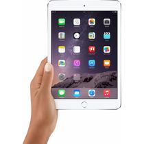 Apple Ipad Mini 3 New 16gb Wi-fi, Silver, Oferta_1