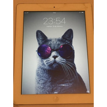 Ipad 2 Wifi - 16 Gb - Color Blanco - Con Funda Y Caja