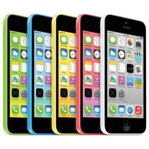 Iphone 5c 32gb 3g 4g Lte Nuevos Libres En Caja + Accesorios