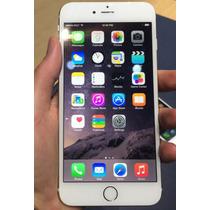 Iphone 6 Plus 64gb. Impecable. Unblock. Caja.completo Usado