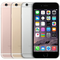 Iphone 6s Plus 128gb Hd 5.5 Chip A9 Ios9 Touch 3d Libre Gtia