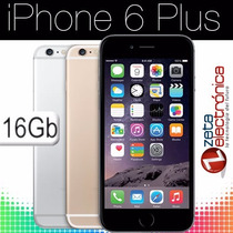 Apple Iphone 6 Plus 16gb Retina Hd 5.5 4g Ios8 A8