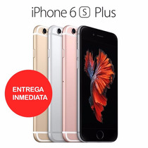Apple Iphone 6s Plus 16gb A9 3g 4g 3d Touch 4k 12mp 2gb Ram