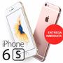 Apple Iphone 6s 128gb 4g 12 Cuotas Sin Interes C/ T/ Tarjeta