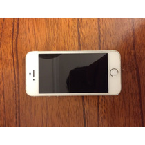 Iphoneiphone 5s Blanco Impecable / 16gb