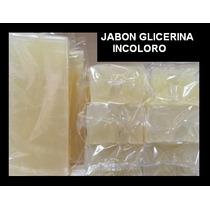 Jabon De Glicerina En Barra Directo De Fabrica !!!