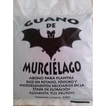 Guano De Murcielago X 250 Gr . Envío Sin Cargo