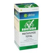 Matayuyos Herbicida Total Rinde 8litros. Zona Norte.