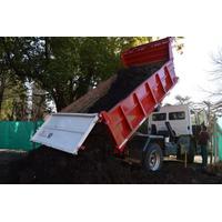 Camion Tierra Negra, Cesped, Parques Y Jardines, Paisajismo