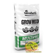 Sustrato Grow Mix Multipro X 80l- Terrafertil - Z Sur-envíos