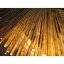 Cañas De Bambu Quemadas, Jardin, Patio, Hogar