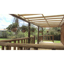Pergolas - Garages Naturales - Techos Antigranizo