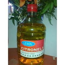 Aceitecitronela 900cc/antorcha/mosquitos/lospolvorines
