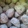 Piedra Pómez Bolsa 50dm3 - Hidroponia, Jardinería, Acuarios