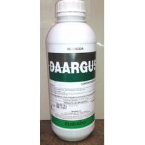 Herbicida Total Matayuyos Glifosato 48% Daargus X 1 Litro