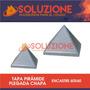 Tapa Piramide Plegada Chapa Encastre 60x60 Egipto Decoracion