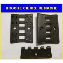 Broche P/media Sombra Cierre Remache Super Reforzado C/uv