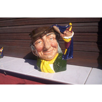 Excelente Jarra Royal Doulton Punch And Judy (large)