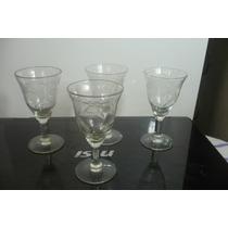Copas De Cristal Viscelado