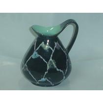 Antigua Jarra Jarrita Ceramica Esmaltada 1/2 Litro