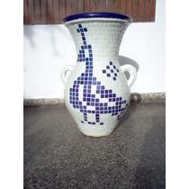 Jarrón Grande En Venecitas 80x55cm, Unica Pieza, Decoracion
