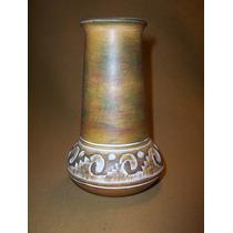 Jarro Indigena Ceramica Bariloche Decorado A Mano