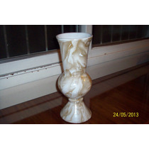 Florero Esmaltado De Ceramica