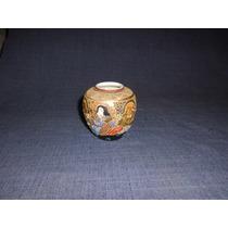 Jarron Pequeño Porcelana Japonesa