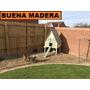Gallinero Corral De Madera Alambrado,// Buena Madera