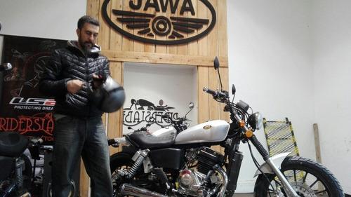 Jawa Cafe Racer, 0km Negro O Gris Rlshops