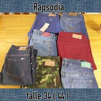 Jeans Chupin Elastizados Mujer A Precio Increible!!