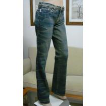 Ossira Pantalon T28 Jeans Elastizado Azul (ana.mar)