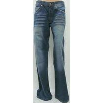 Kosiuko Pantalon Jean T32 Elast Azul C/tachas (ana.mar)