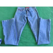 Jeans Semi Elastizado Talle 23 Scombro Clasico