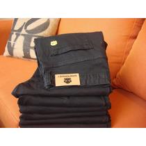 Jeans Hombre Elastizado Gabardina Chupin Stock Del 38 Al 48