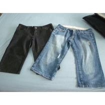 2 Pantalones Como Quieras Que Te Quiera Impecables
