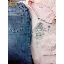 Conjunto Gimos Buzo+ Pantalon Jean T.8