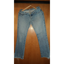 Jeans Solido Mujer