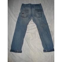 Pantalon De Jeans Bensimon Talle 32