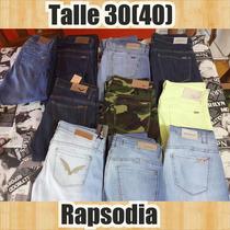 Jeans Chupin Talle 30(40) Hay Mas Talles,mercado Pago,envios