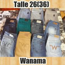 Jeans Mujer Chupin Talle 26 Mas Talles,mercado Pago,envios!