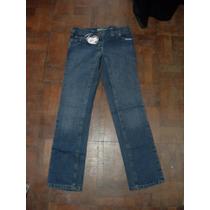 Jeans Recto De Nena