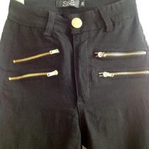 Pantalón Tiro Alto Chupin Elastizado