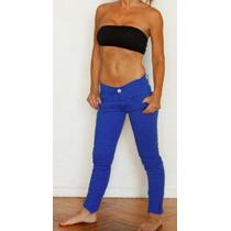 Jeans Colores Importados Ultimos En Promo50%!+ Outlet Adidas