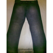 Pantalon Jean Ossira Chupin 100% Original T 30 Nuevo Oferta