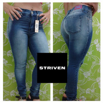 Jeans Mujer Super Elastizados Dromedar