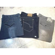 Jeans Hombre Talles Grandes 54 Al 60 Excelente Confeccion