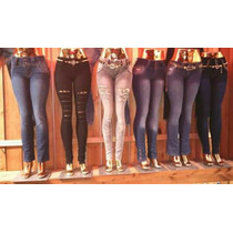 Jeans De Mujer Talles Grandes