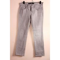 Pantalon Jean Akiabara Model Lupe Semielastizado Talle 26x32